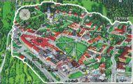 Maľovaná mapa Kremnice